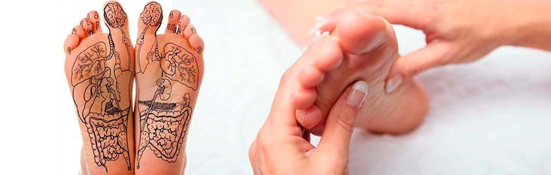 Reflexología podal, Beneficios de la reflexoterapia en los pies