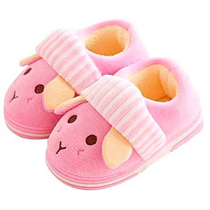 zapatillas de estar por casa bebe niña
